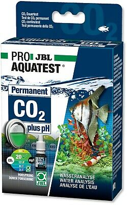 JBL Permanent CO2 plus pH Test Set 2 Checker for Aquariums CO2 Drop Checker
