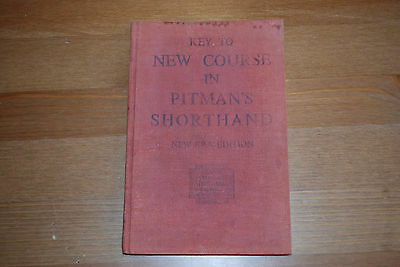 Key to new course in pitmans shorthand new era edition 699 key to new course in pitmans shorthand new era edition fandeluxe Choice Image