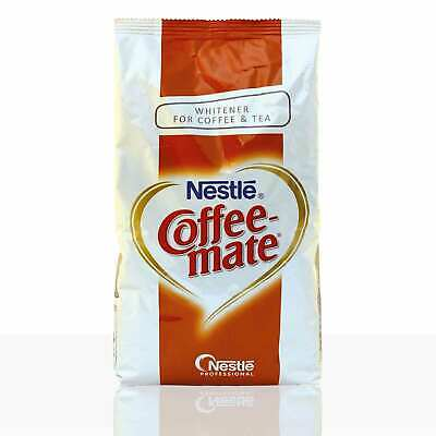 Nestle Coffee-mate Kaffeeweißer, 12 x 1kg Automaten Topping, Vending Milchpulver