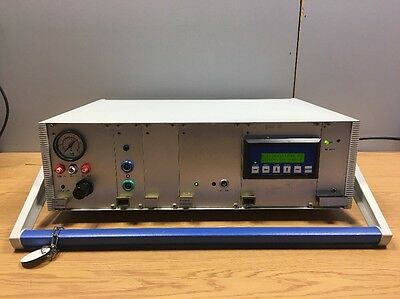 "WAVE Biotech Bioreactor Rack 19"" SPS Lab CO2 Controller Control Unit"