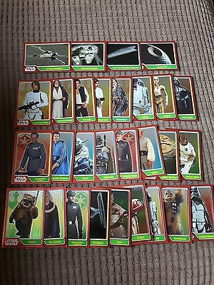 Topps Star Wars Journey to The Force Awakens Mirror Foil Cards - Choose 4 cards