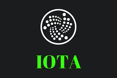 IOTA (Internet-Of-Things) Crypto Currency 1Mi (1MILLION) sent to your wallet