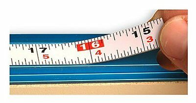 Kreg KMS7723 1/2-Inch x 12-Feet Self-Adhesive Measuring Tape, Right-to-Left