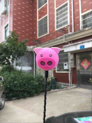 Disney Piglet Car Aerial Ball Antenna Topper