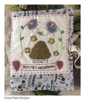 Busy Bees Needlebook