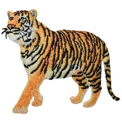 Tiger Applique Patch (Iron on)
