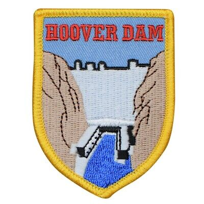 Hoover Dam Patch - Nevada (Iron on)
