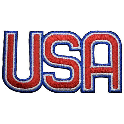 USA United States of American Olympics Patch (Iron on)