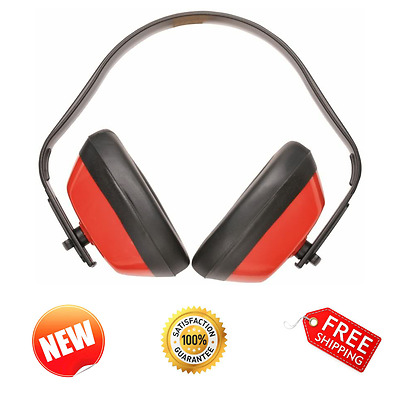 Safety Ear Muffs Defenders Hearing Protection Sports Noise Reduction Headband