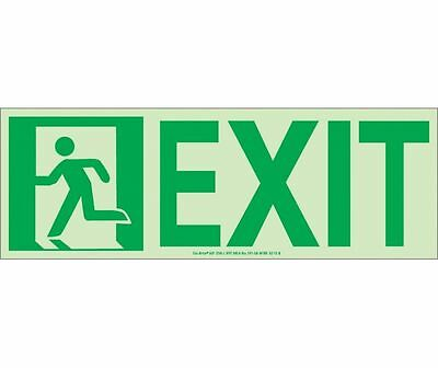 NEW National Marker 50F-2SN-L EXIT SIGN