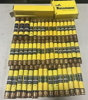 LOT 59 New BUSSMANN FUSE LPS-RK-10SP 5SP 3SP 25SP 12SP 4 SP 100SP 80SP NEW I10