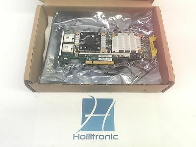Dell 0HN10N Broadcom 10GbE Ethernet Adapter Low Profile Card - Missing Screw