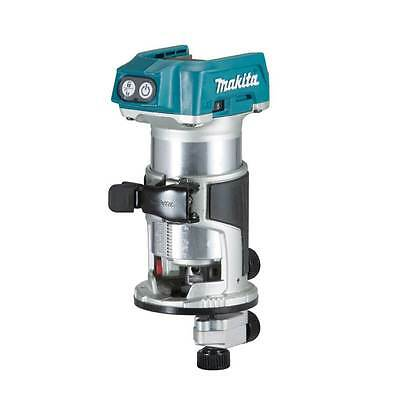 Makita DRT50ZX4 18-Volt LXT Lithium-Ion Compact Brushless Router (Bare Tool)