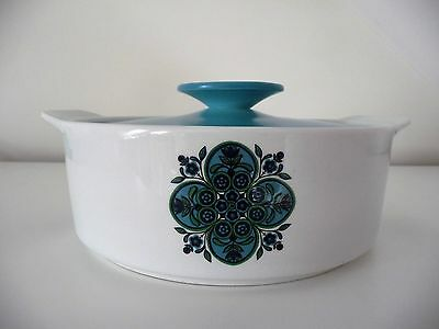 "Retro 1960's J and G Meakin:  ""Impact""  Tureen -Studio Range - 3 available"