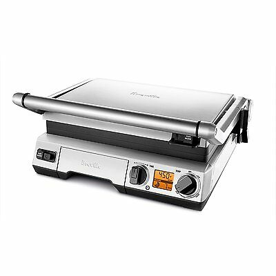 Breville BGR820XL The Smart Grill Indoor Grill, BRAND NEW SEALED