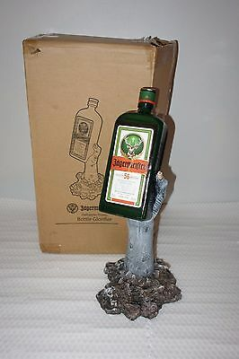 Hard to Find Jagermeister Halloween Zombie Arm Display in Box Advertising Piece