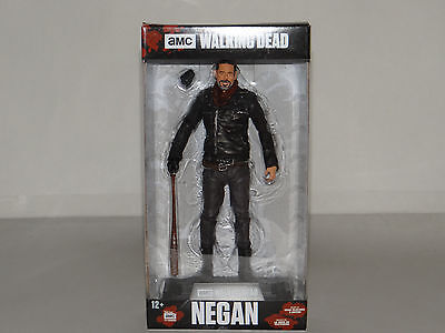 "The Walking Dead NEGAN 7"" Action Figure McFarlane Toys Color Tops"