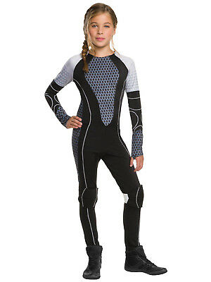 The Hunger Games: Tween Catching Fire Katniss Costume