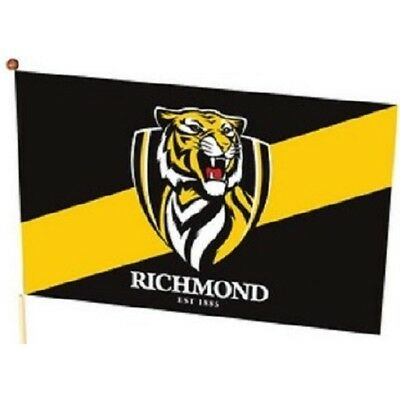 Richmond Tigers Official AFL Medium Flag FREE POST