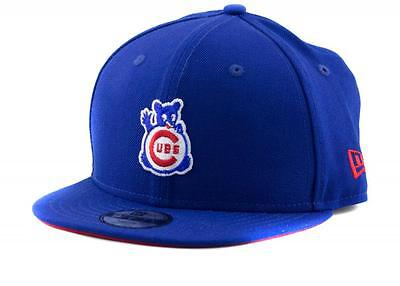 Youth Chicago Cubs New Era MLB Team 9Fifty Hat Genuine Baseball Cap New Era