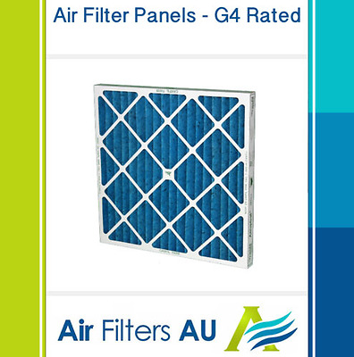 Air Conditioner Filter Replacement Material G4 RATED Home Air Con Media Heating