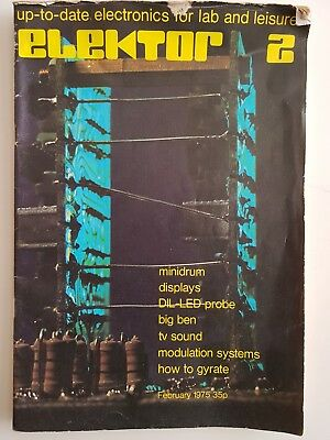 Elektor electronics magazine 16 editions - not for sale anywhere else on ebay