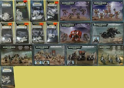 Warhammer 40K Space Marines zum aussuchen (Dark Angels, Black Templar & Blood A)