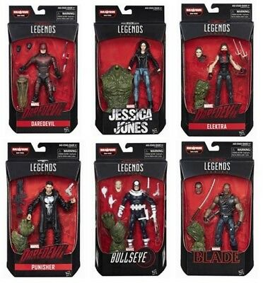 Marvel Knights Action Figure Marvel Legends Netflix Daredevil
