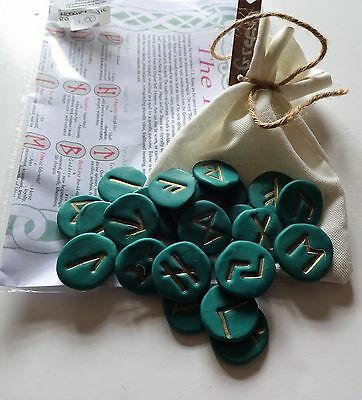 Rune Divination sets - Healing connections.