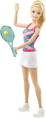 Barbie Careers Tennis Player Doll - NEW - FREE SHIPPING