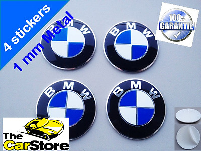 Center Caps Alloy Wheel Hub Badges Emblems Stickers Bmw 2