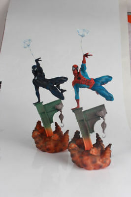 2017 The Amazing Spider-Man Sideshow Exclusive Premium Format Statue New No Box