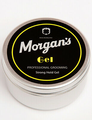 Morgans Mens Hair Style Styling Gel Strong Firm Hold Barber Grooming 100ml