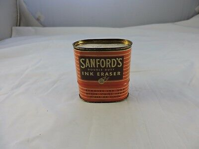 Sanford's Double Duty Ink Eraser