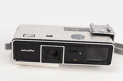 Minolta 16 model P subminiature camera