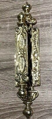 Vintage Brass Door Pulls Or Handles - Salvaged From A Luxury Liner- Handcrafted
