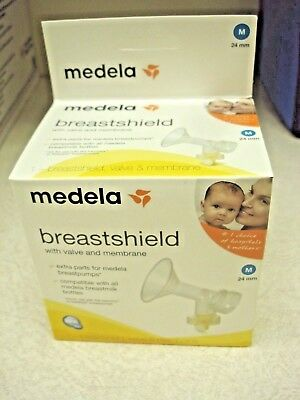 Medela Breastshield Valve and Membrane 24 mm Medium qty:1 each  #67378