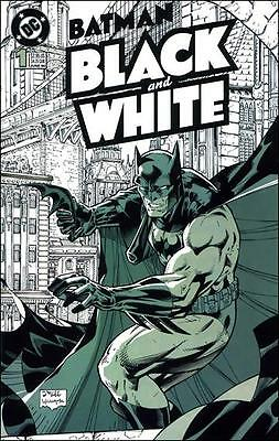 Batman Black And White (1996)  #1 to 4 Complete  NM- to NM/M