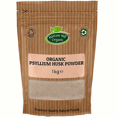 Organic Psyllium Husk Powder infused with Clove and Cinnamon 1kg