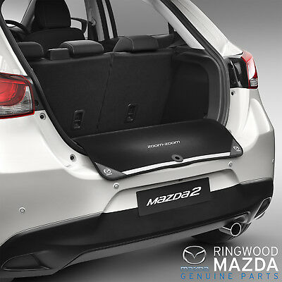New Genuine Mazda 2 3 6 CX-3 CX-5 CX-9 Rear Bumper Boot Lip Protector KE11ACBLP