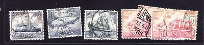 Spain 1964 Navy Issues Used