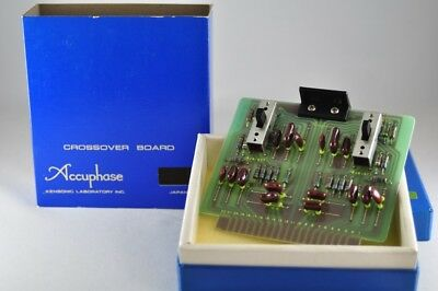 [Exc] Accuphase CB3500 CB-3500 3500 Hz Frequency Crossover Board For F-5 F-15