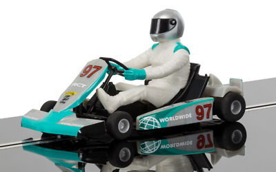Scalextric C3836 Racing Kart 1:32 New Boxed