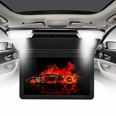 11.6'' Car Flip Down Monitor DVD Player ROOF Mounted Digital TV Player System