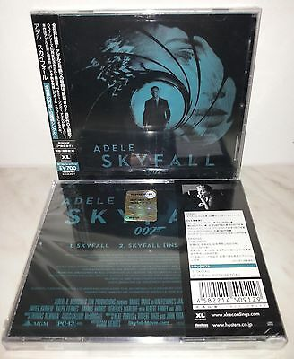 Cd Adele - Skyfall - Single - Japan Xls593Cdj - Nuovo - New