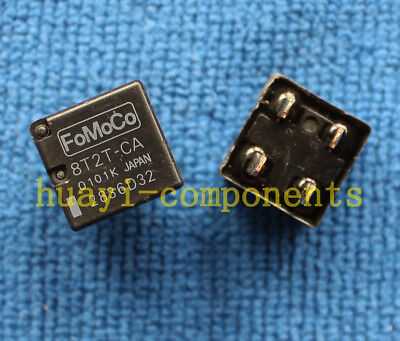 5pcs 8T2T-CA FoMoCo 4 Pin Multi-Purpose Relay