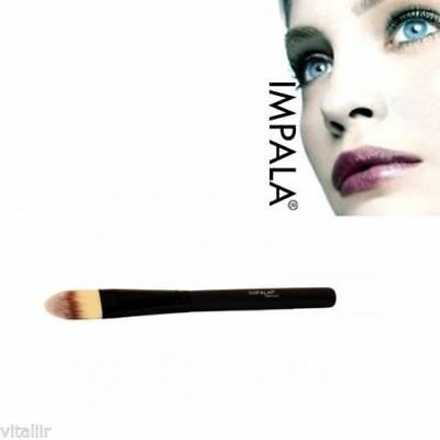 New Impala® Foundation Brush №8 Flat, Solid, Thick Brush for Creamy Foundations