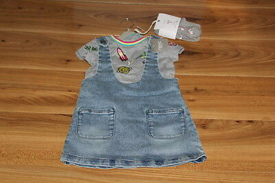 NEXT girls dress top tights outfit 12-18 months NEW *I'll combine postage