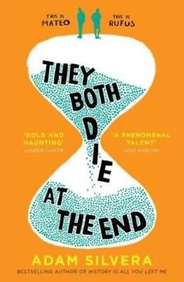 They Both Die At the End by Adam Silvera Paperback Book