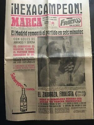 1965–66 European Cup.Final.Real madrid,2- Partizan,1.spanish sports newspaper